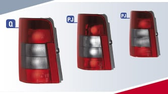 Polcar, tail lights, Quality classification