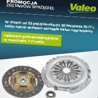 Valeo - zestawy sprzęgieł