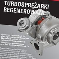 Turbosprężarki regenerowane