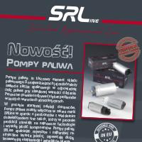 Pompy paliwa SRLine