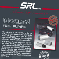 New! SRLine fuel pumps