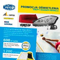 Oświetlenie Magneti Marelli, Automotive Lighting, AXO SCINTEX, CARELLO