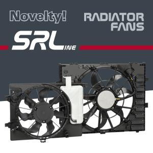 SRLine radiator fans