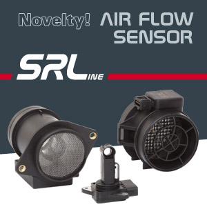 SRLine Air flow sensors