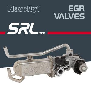 SRLine EGR valves
