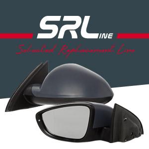 SRLine door mirrors