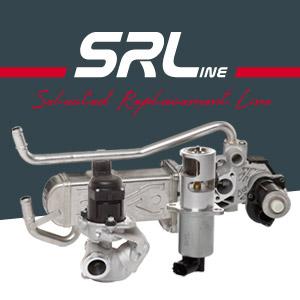 Клапаны рециркуляции выхлопных газов EGR SRLine