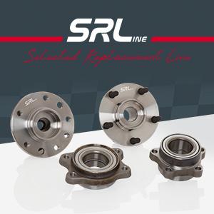 Колесные ступицы SRLine