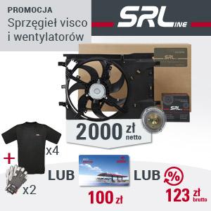 SRLine - wentylatory chłodnic i sprzęgła wiskotyczne
