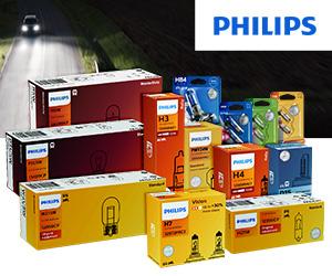 Philips - samochodowe źródła światła