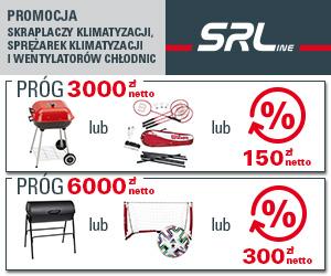 SRLine: skraplacze i sprężarki klimatyzacji, oraz wentylatory chłodnic